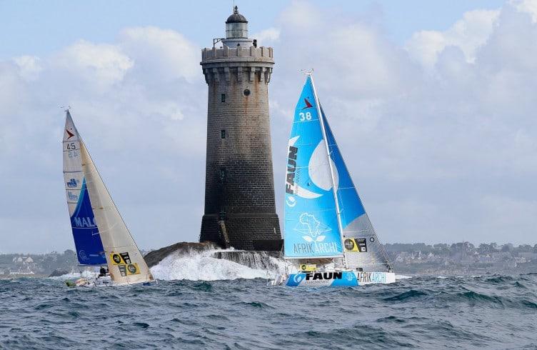 Une troisième étape pour Gildas Mahé et Nicolas Lunven qui sont également leader au classement g