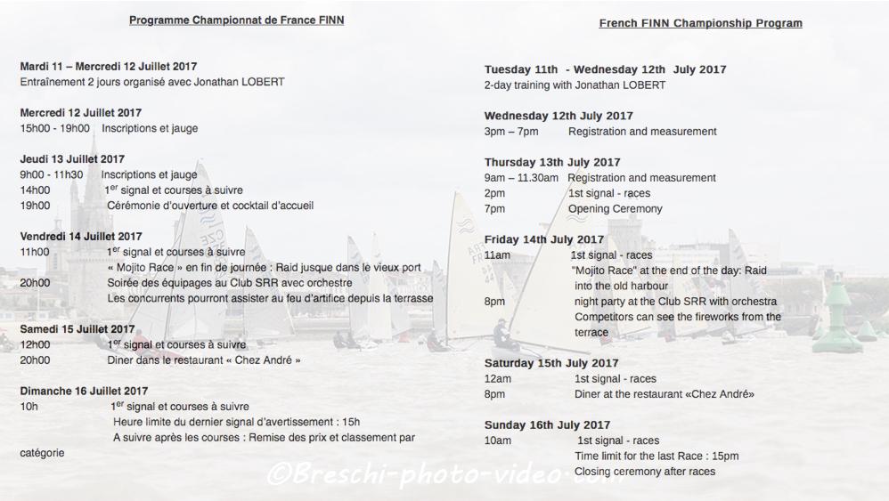 Retrouvez les informations de l'événement sur : http://srr-sailing.com/s/8752/championnat-de
